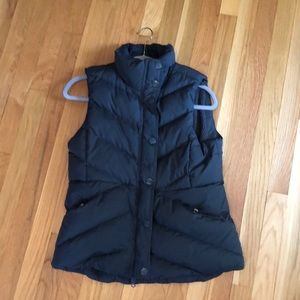 J. Crew quilted winter puffer Vest
